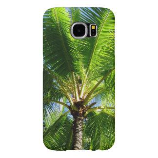 Capa Para Samsung Galaxy S6 Palma de coco
