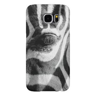 Capa Para Samsung Galaxy S6 Zumbido da zebra