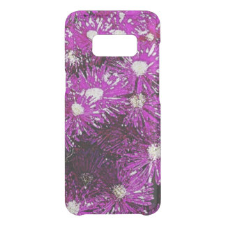 Capa Para Samsung Galaxy S8 Da Uncommon Abstrato roxo do calote polar