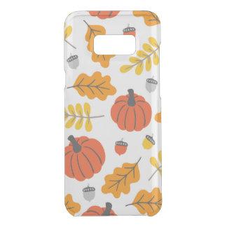 Capa Para Samsung Galaxy S8+ Da Uncommon Folhas e abóboras de outono