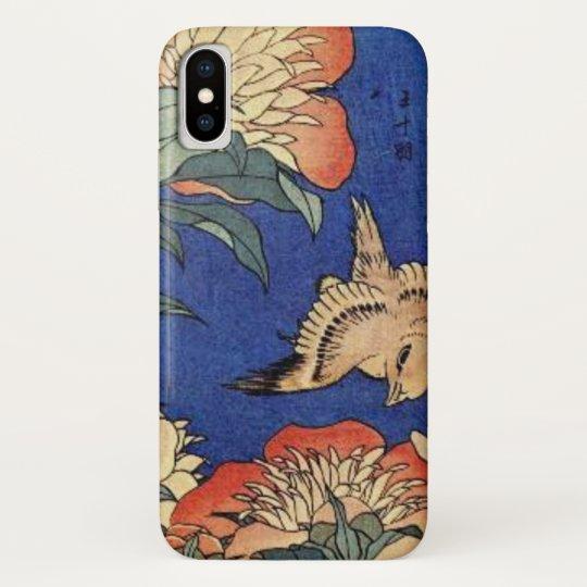 Capa Personalizada Samsung Galaxy Nexus Flores e um pássaro