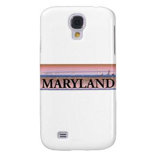 Capa Samsung Galaxy S4 Cena da baía de Chesapeake de Maryland