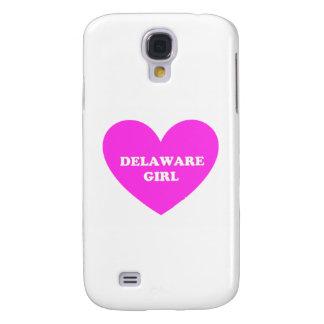 Capa Samsung Galaxy S4 Menina de Delaware