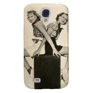 Capa Samsung Galaxy S4 Pinup da estrela de cinema dos anos 30 do vintage