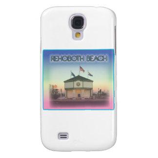 Capa Samsung Galaxy S4 Praia Delaware de Rehoboth - cena da avenida de