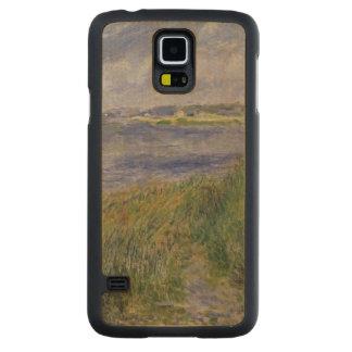 Capa Slim De Bordo Para Galaxy S5 Pierre bancos de Renoir um   do Seine, Champrosay