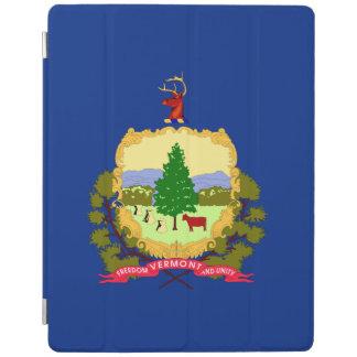 Capa Smart Para iPad Bandeira do estado de Vermont