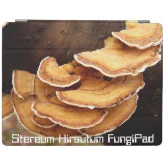 Capa Smart Para iPad Cobrir de Stereum Hirsutum FungiPad