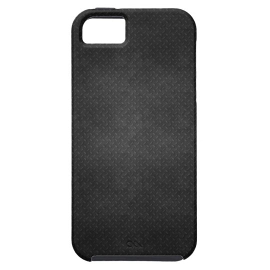 CAPA TOUGH PARA iPhone 5 BLACK SIMPLE LAYER