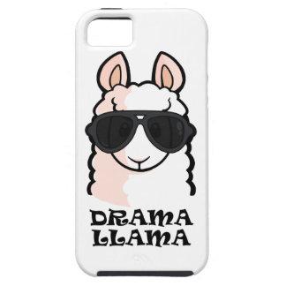 Capa Tough Para iPhone 5 Lama do drama