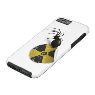 Capa Tough Para iPhone 6 Aranha radioativa
