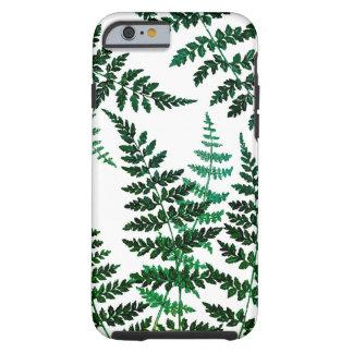 Capa Tough Para iPhone 6 Caso resistente do iPhone 6 botânicos da