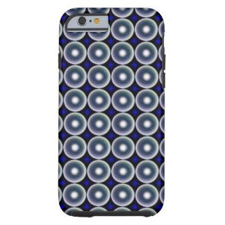 Capa Tough Para iPhone 6 Círculo colorido