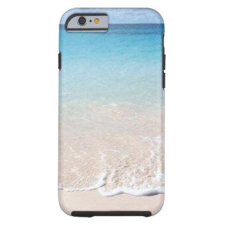 Capa Tough Para iPhone 6 Cobrir celestial do iphone da praia
