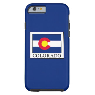 Capa Tough Para iPhone 6 Colorado