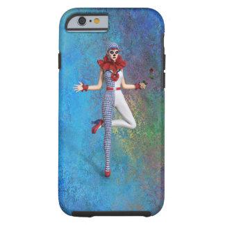 Capa Tough Para iPhone 6 iPHONE 6 do HARLEQUIN MAL LÁ