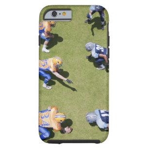 Capa Tough Para iPhone 6 Jogadores de futebol que jogam o futebol 0e521ea65284b