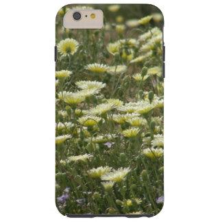 Capa Tough Para iPhone 6 Plus caixa da flor selvagem
