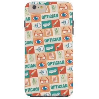 Capa Tough Para iPhone 6 Plus Design icónico do óptico profissional