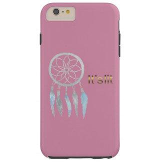 Capa Tough Para iPhone 6 Plus Dreamcatcher adolescente