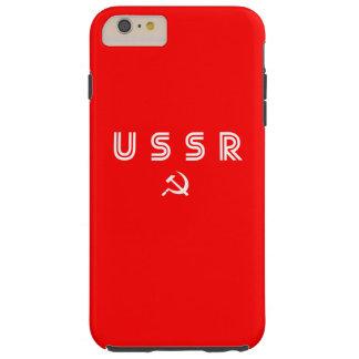 Capa Tough Para iPhone 6 Plus URSS retro