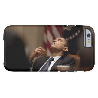 Capa Tough Para iPhone 6 Presidente Barack Obama
