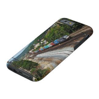 Capa Tough Para iPhone 6 Trem de carga em Gemünden a Main