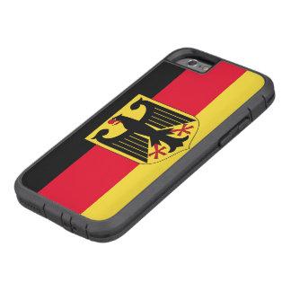 Capa Tough Xtreme Para iPhone 6 Bandeira de Alemanha