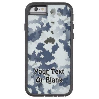Capa Tough Xtreme Para iPhone 6 Camuflagem do inverno