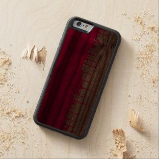 CAPA WALNUT BUMPER PARA iPhone 6