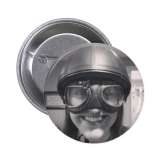 capacete engraçado boton