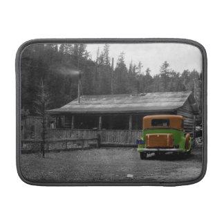 Capas de ar de Mac Book do tempo de férias