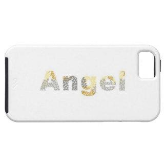 """Capas de iphone bonito do """"anjo"""" do design capa para iPhone 5"""