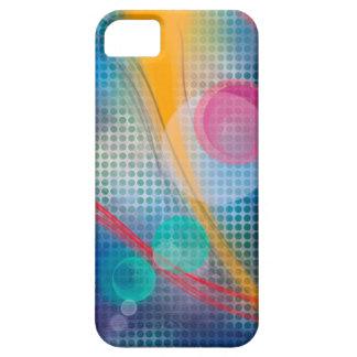 capas de iphone com design azul e da laranja do capas para iPhone 5
