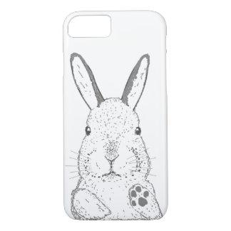 Capas de iphone customizáveis do coelho