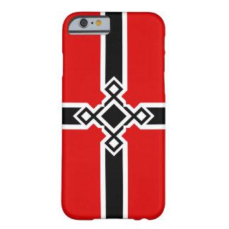 Capas de iphone da cruz do Rune de Alemanha