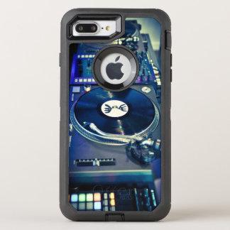 Capas de iphone da plataforma giratória capa para iPhone 8 plus/7 plus OtterBox defender