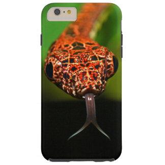 Capas de iphone do cobra do gato do jaspe
