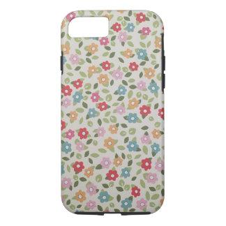 Capas de iphone do design floral do primavera