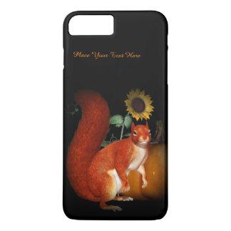 Capas de iphone do esquilo do Dia das Bruxas do