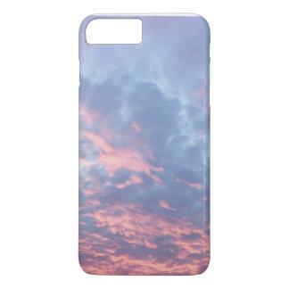Capas de iphone do por do sol da nuvem
