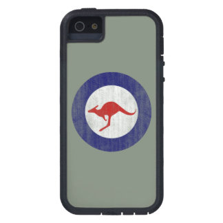 Capas de iphone do roundel de Austrália