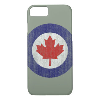 Capas de iphone do roundel de Canadá