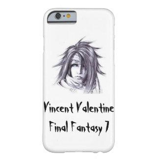 Capas de iphone dos namorados FF7 de Vincent