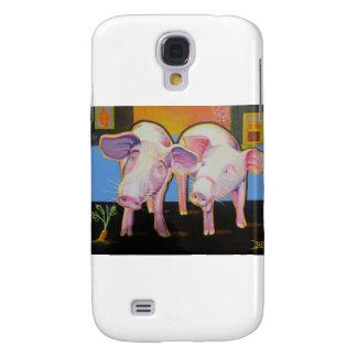 Capas de iphone dos porcos da pradaria
