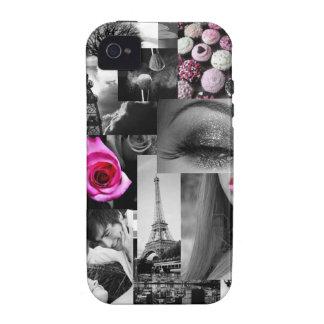 Capas de iphone femininos capinhas para iPhone 4/4S