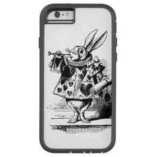 Capas de iphone ilustrativas do coelho da fantasia