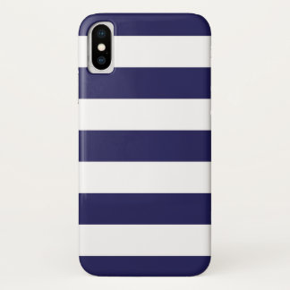 Capas de iphone largas da listra dos azuis