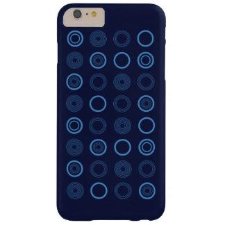 Capas de iphone modernas do teste padrão de