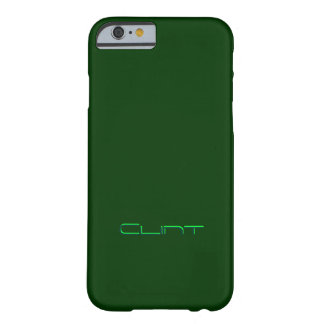 Capas de iphone resistentes de Clint no design